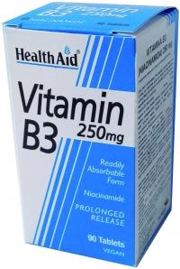 Vitamina B3 250 mg