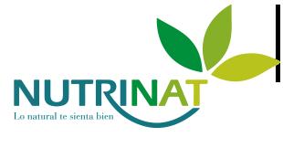Nutrinat, complementos alimenticios para una vida saludable